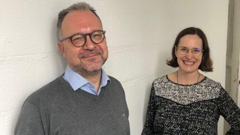 Petri Virtanen Itlasta ja Kati Palsanen