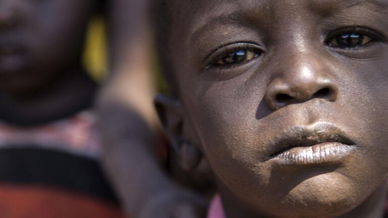 Lapsi Keniassa