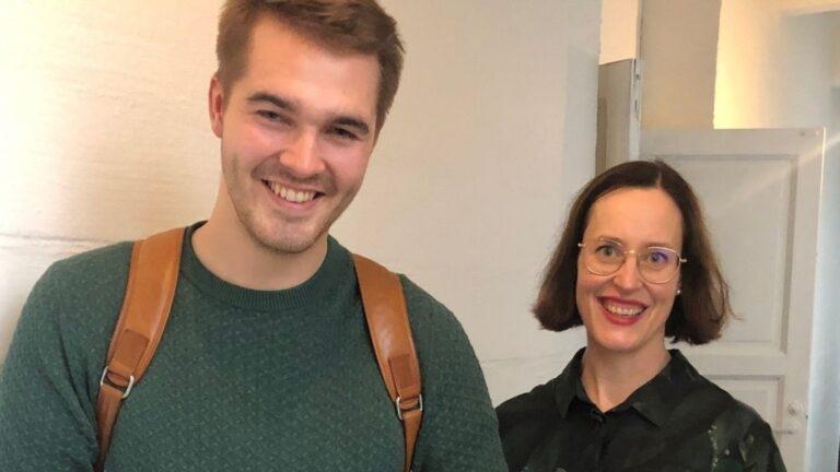 Perttu Pölönen ja Kati Palsanen