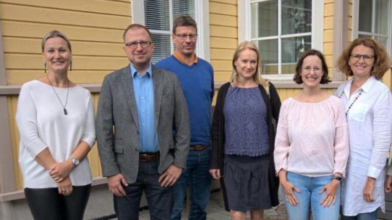 SOS-Lapsikylän johtoryhmä, asiantuntijamme