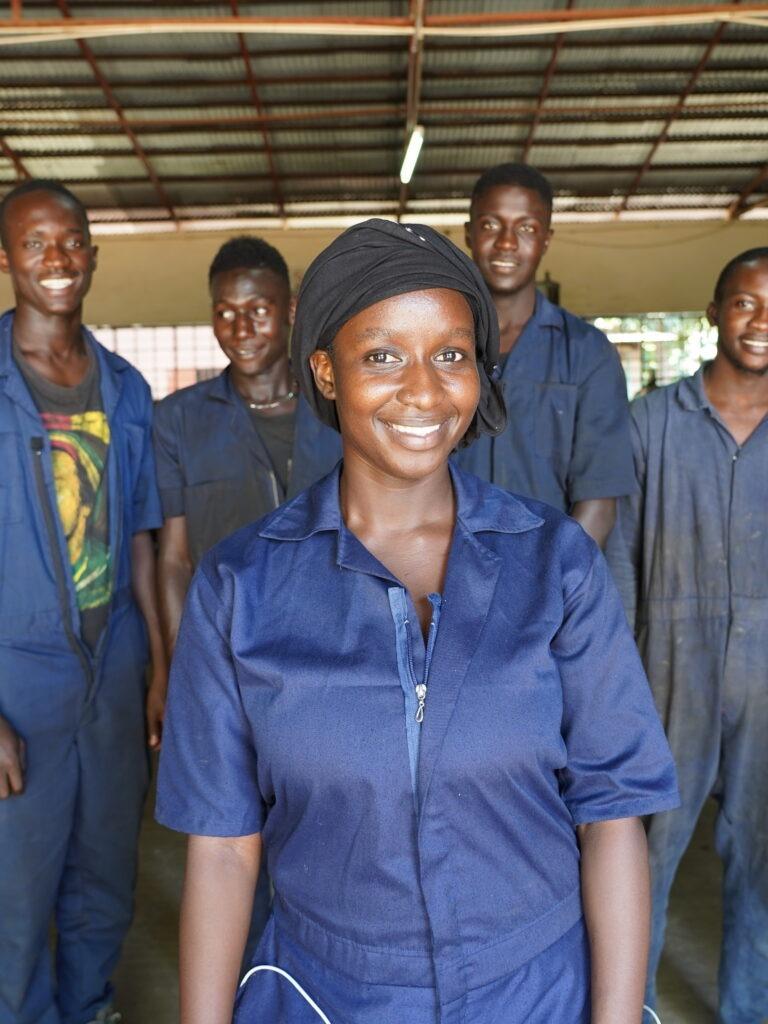 Gambia työllisyys